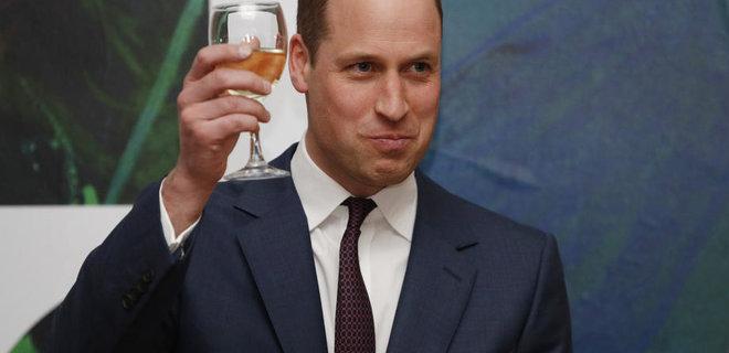 Принц Уильям обогнал Траволту и Стейтема в рейтинге самых сексуальных лысых мужчин - Фото
